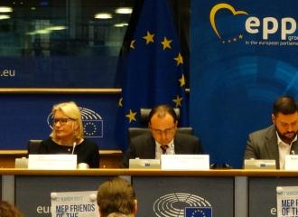 praksis access MEP LiverFriends EU parliament